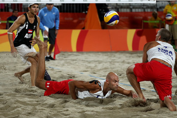 Phil Dalhausser Beach Volleyball - Olympics: Day 8