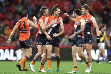 Phil Davis AFL Rd 9 - GWS v Richmond
