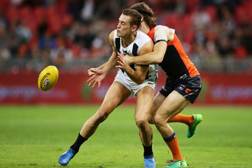 Phil Davis AFL Rd 8 - GWS v Collingwood
