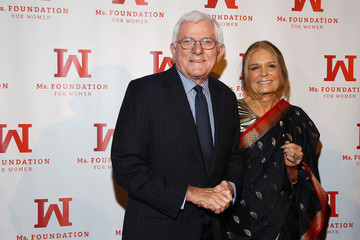 Phil Donahue Ms. Foundation Women Of Vision Gala: 2014