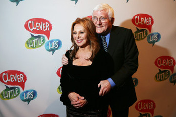 Phil Donahue 'Clever Little Lies' Opening Night - After Party