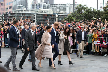 Phil Goff The Duke And Duchess Of Sussex Visit New Zealand - Day 3