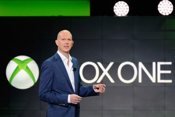 Phil Harrison Leading Video Game Companies Open E3