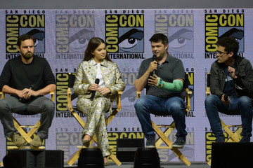 Phil Lord Comic-Con International 2018 - Sony Pictures' Panel