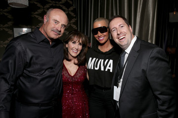 Phil McGraw Sean Walsh DailyMail's After Party for 2016 People's Choice Awards - Inside