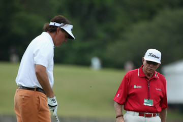 Phil Mickelson Butch Harmon The Players Championship: Previews