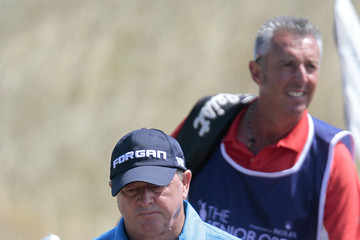 Phil Morby The Senior Open Championship: Day 2