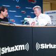 Phil Simms SiriusXM at Super Bowl LII