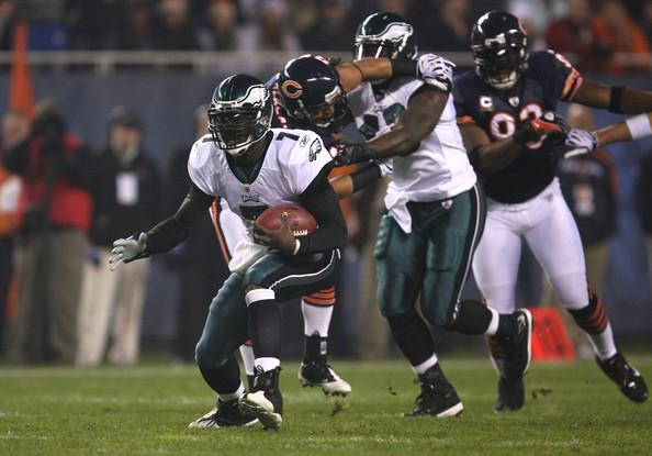 Michael Vick vs. Bears