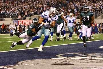 John Phillips Philadelphia Eagles v Dallas Cowboys - Wild Card Round