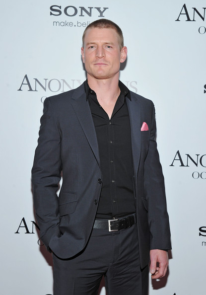 Philip Winchester quot Anonymous quot Screening