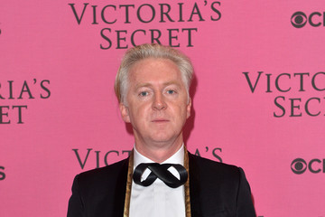 Philip Treacy Arrivals at the Victoria's Secret Fashion Show