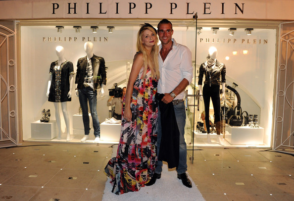 Misha Barton Misha Barton (L) and Philipp Plein (R) attend the Philipp Plein Boutique opening party on July 8, 2010 in Saint-Tropez, France.