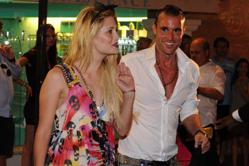 Misha Barton Philipp Plein Boutique Opening And Party In Saint-Tropez
