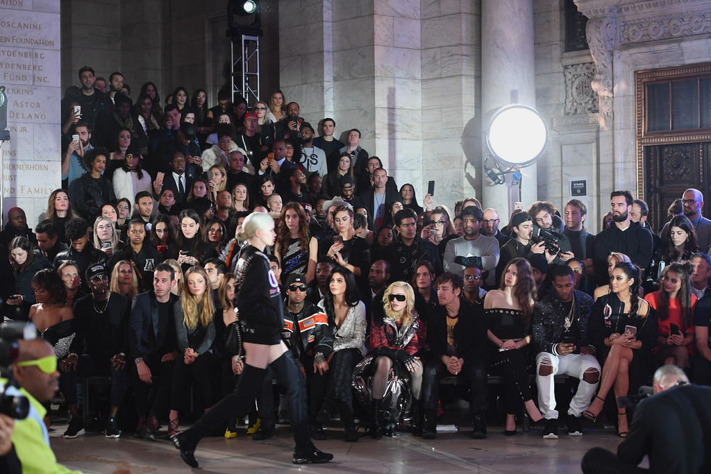 New York Public Library Fashion Show