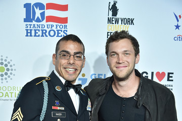 Phillip Phillips 10th Annual Stand Up for Heroes Event - Arrivals