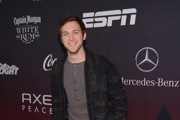 Phillip Phillips ESPN The Party - Arrivals
