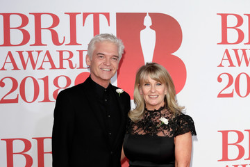Phillip Schofield The BRIT Awards 2018 - Red Carpet Arrivals