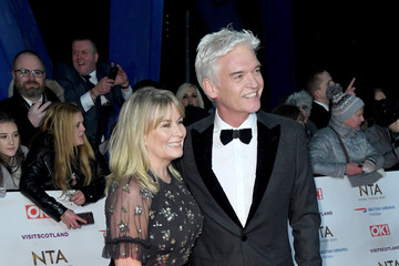 Phillip Schofield National Television Awards 2019 - Red Carpet Arrivals