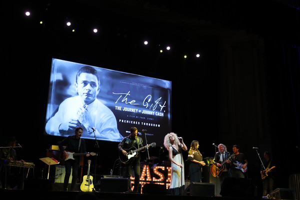 YouTube Presents a Best Fest Production, CASH FEST, In Celebration Of YouTube Originals Documentary THE GIFT: THE JOURNEY OF JOHNNY CASH