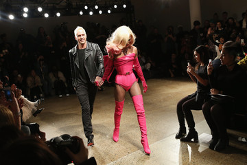 Phillipe Blond The Blonds - Front Row - Fall 2016 MADE Fashion Week