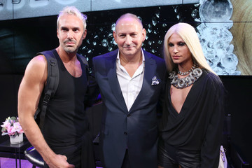 Phillipe Blond WWD Style Dimension - MAC Masterclass And Appearance With David & Phillipe Of The Blonds