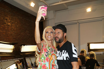 Phillipe Blond The Blonds - Backstage - MADE Fashion Week Spring 2015