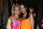 Kim Heirston and Angela Ismailos Photos Photo
