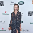 Phoebe Dynevor BAFTA Los Angeles + BBC America TV Tea Party 2018 - Arrivals