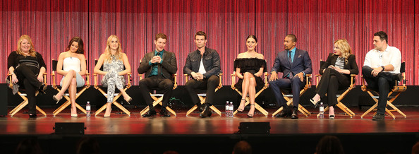 'The Vampire Diaries' Honored at PaleyFest