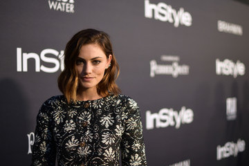 Phoebe Tonkin InStyle Presents Third Annual 'InStyle Awards' - Red Carpet