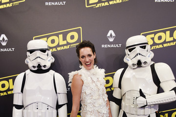 Phoebe Waller-Bridge 'Solo: A Star Wars Story' Party At The Carlton Beach
