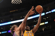 Robin Lopez and Andrew Bynum Photos Photo
