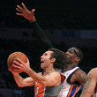 Amare Stoudemire and Steve Nash