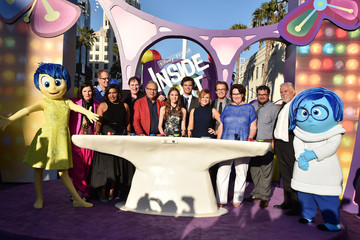 Phyllis Smith Premiere of Disney-Pixar's 'Inside Out' - Red Carpet