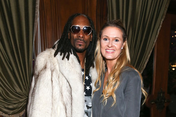 Pia Lindstrom French Montana & Mohamed Hadid Birthday Party Powered By CIROC Pineapple And Produced By CultCollectiveEvent.com