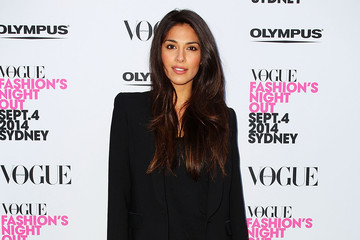 Pia Miller Fashion's Night Out Sydney Launch