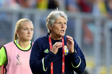 Pia Sundhage Germany v Sweden - UEFA Women's Euro 2017: Group B
