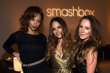 Pia Toscano Smashbox Studios Celebrates Grand Re-Opening