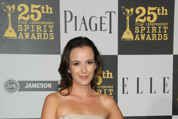 Claire van der Boom Piaget at the 25th Film Independent Spirit Awards