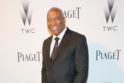 John Singleton attends a cocktail party to kick-off Independent Spirit Awards and Oscar weekend hosted by Piaget and The Weinstein Company on February 24, 2017 in Los Angeles, California.