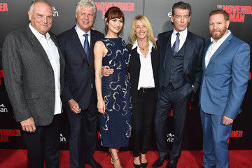Pierce Brosnan 'The November Man' Premieres in Hollywood