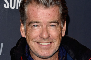 Pierce Brosnan The Hollywood Reporter And Sundance TV 2017 Sundance Film Festival Official Kickoff Party - Arrivals - Park City 2017