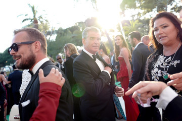 Pierce Brosnan Best Of Day 10 - The 71st Annual Cannes Film Festival