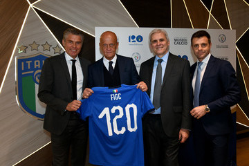 Pierluigi Collina Italian Football Federation Hall Of Fame