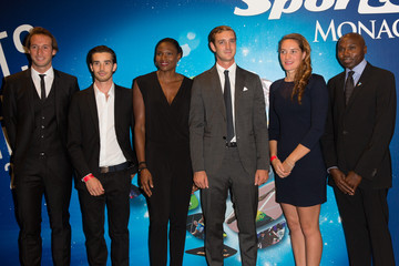 Pierre Casiraghi The World Sports Content Media Convention