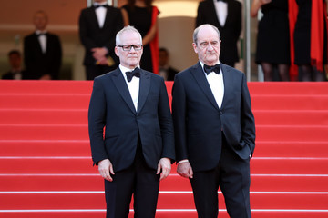 Pierre Lescure 'The Meyerowitz Stories' Red Carpet Arrivals - The 70th Annual Cannes Film Festival
