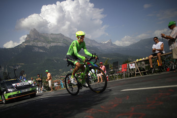 Pierre Rolland Le Tour de France 2016 - Stage Eighteen