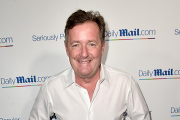 Piers Morgan Daily Mail Summer White Party with Lisa Vanderpump - Arrivals