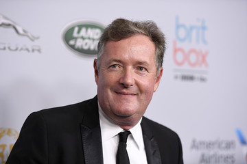 Piers Morgan 2019 British Academy Britannia Awards presented by American Airlines and Jaguar Land Rover - Arrivals